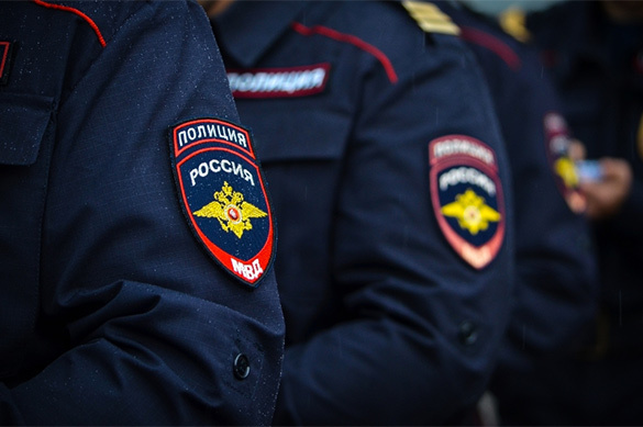 Police crimes in Russia drop record-low. Police