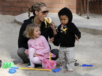 Heidi Klum Brought into Life Her Second Daughter