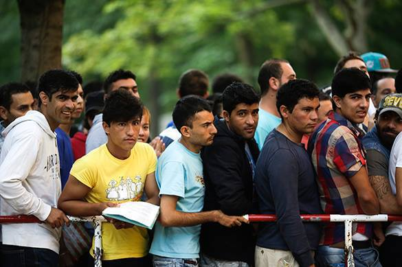 Migrants' parties may occur in Germany. Migrants