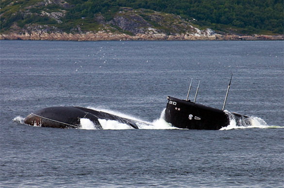 Russian mariners ready to meet any challenge with new submarine. Submarine