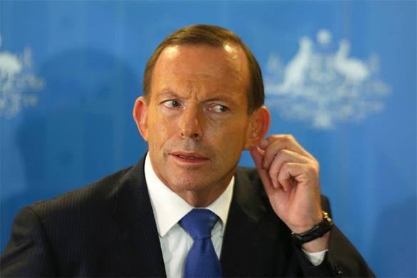 Australia to spend millions on Ukraine. Tony Abbott