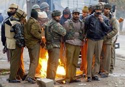 4 suspected Islamic militants killed in Indian Kashmir