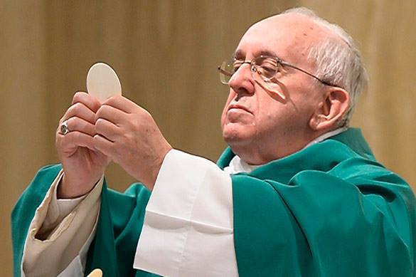 Pope to allow abortion forgiveness. Pope