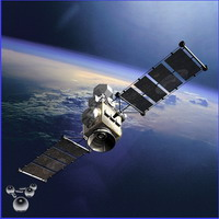 New military satellite launched by Russia
