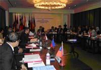 ASEAN ministers meeting over Myanmar stalemate