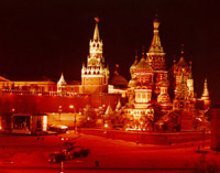 Foreign tourists will be able to sleep on the Red Square in 2008