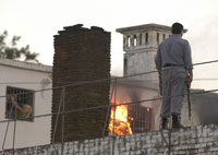 32 killed in Argentina prison riot