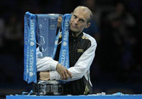 Davydenko, winner of ATP World Tour, To Buy Apartment in Moscow