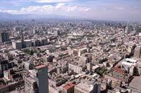Moderate earthquake strike Central Mexico