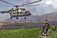 Russia launches supplies of military choppers to Afghanistan. 52140.jpeg