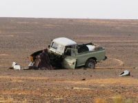Western Sahara: One dead and several injured in landmine explosion. 55140.jpeg