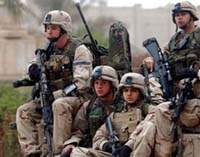 US troops lose their morale, sanity in Iraq and live on antidepressants