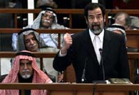 Saddam Hussein's genocide trial resumes