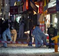 Explosion in Istanbul, at least three people injured