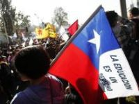 Students in Chile take to the streets. 47141.jpeg