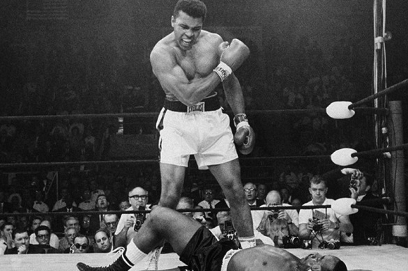 Muhammad Ali, sportsman of the 20th century, dies at 74. 58141.jpeg