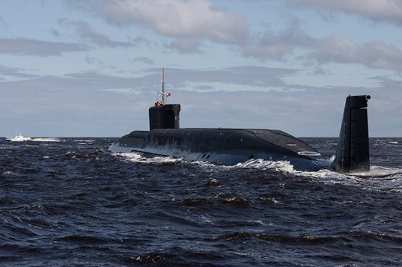 Russian nuclear submarines armed with cruise missiles set off to Syria. 59141.jpeg