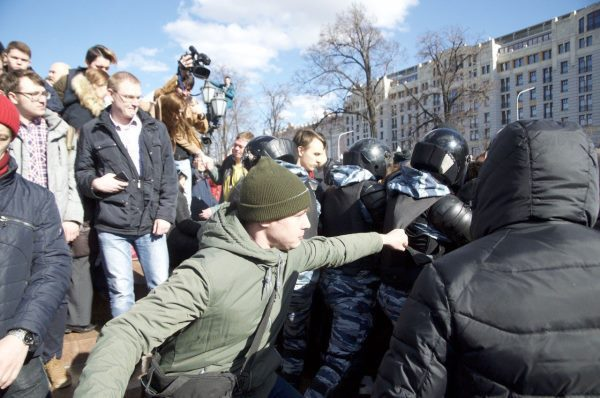 New opposition walk in Moscow on April 2: What was it?. March 26 protest action
