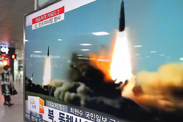 Ukrainian missiles in North Korea: Rejection as salvation. 61141.jpeg