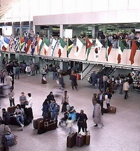 John F. Kennedy International Airport becomes place of deadly row