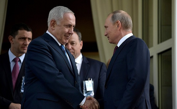 Benjamin Netanyahu's nightmare comes true as Putin crushes his plans. 61142.jpeg