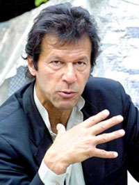 Imprisoned Imran Khan continues hunger strike