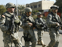 US troops want to stay in Iraq for good, for their own good