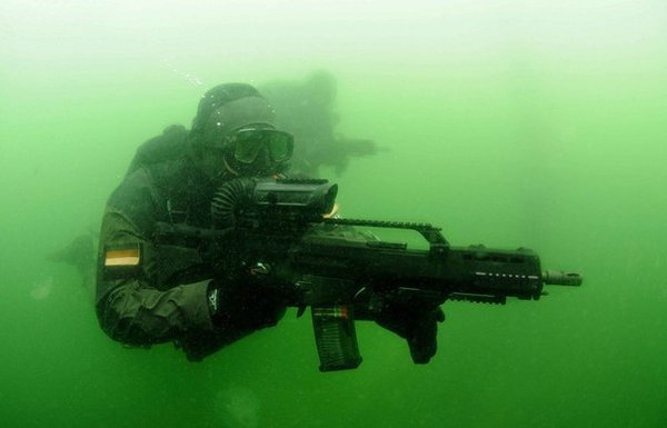 Germany's response to US Navy SEALs: Special forces of underwater commandos. 61144.jpeg