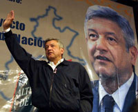 Close finale for Mexico's presidential race