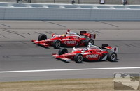 Ganassi Racing team submits cars for race