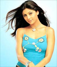 Bollywood actress Shilpa Shetty has her cell number posted online