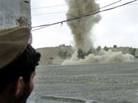 Military Jets Bomb Targets in South Waziristan
