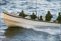 Somali Pirates Snatch 77 Thai Fishermen in the Indian Ocean