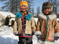 Unknown Russia: Nopmadic schools of Yakutia. 46147.jpeg