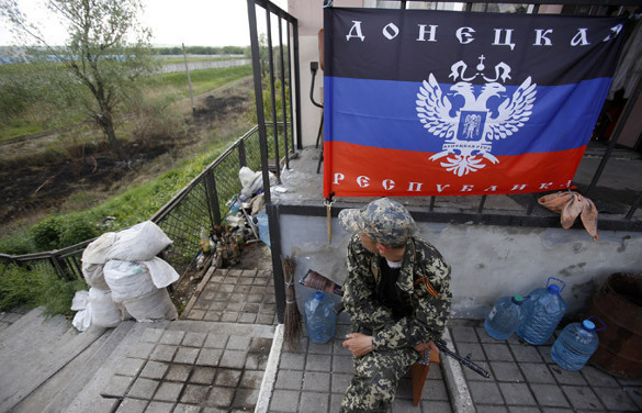 Donbass starts paying pensions under conditions of economic blockade. Donbass lives under conditions of economic blockade