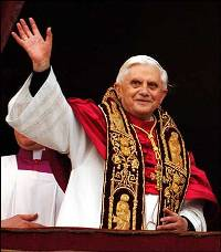 Pope Benedict XVI  accepts invitation to visit the United Nations