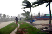 Typhoons Cause havoc & Kill People in Asia