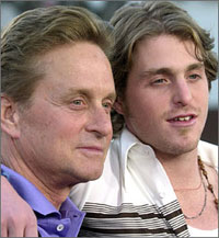 Michael Douglas' Son Sentenced to Five Years in Prison Over Drugs Charges