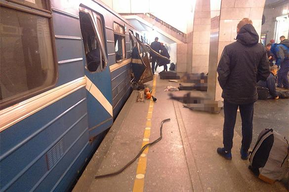 Terrorist attacks in St. Petersburg: At least 10 killed. 60148.jpeg