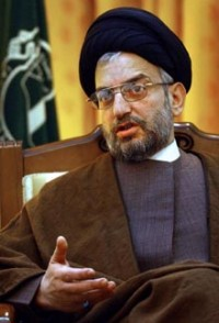 Abdul-Aziz al-Hakim leader of Iraq's Shiite party suffers from