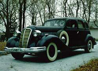 USSR's first limousines were designed to copy American Buicks