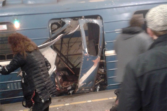 St. Petersburg metro bombings caused by self-made explosive devices. 60149.jpeg
