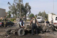 Car Bombs Kill 41 in Iraq