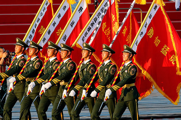 Jinping: China to cut 300,000 troops. Chinese army