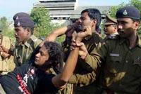Indian police arrest suspected killer of Belgian Embassy secretary