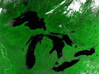 Lawmakers wait for report on Great Lakes pollution troubles