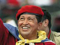 Chavez: Venezuela Not Yankee Colony