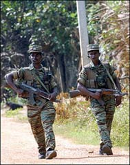 Sri Lanka tigers are ready for resumption of war