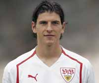 Stuttgart's Mario Gomez voted Bundesliga's top player of the last season