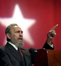 Celebrations begin for Castro's 80th but his appearance seems less likely